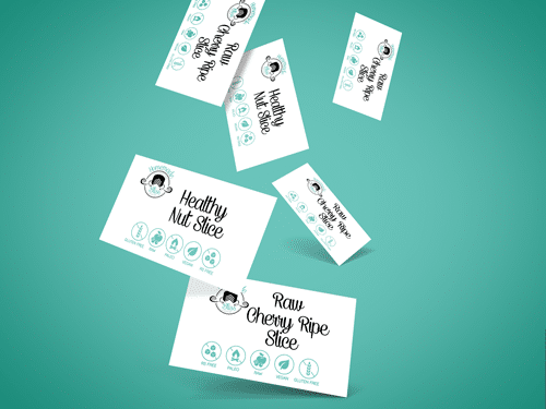 Flying business cards mockup vol homemade bliss flying business cards mockup vol reheart Gallery